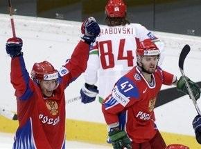 ЧМ-2009: Россия вырывает победу у Беларуси и выходит в полуфинал