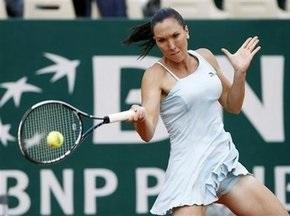 Рим WTA: Янкович начала защиту титула с победы и встретится с Бондаренко