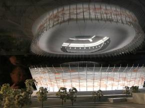 Євро-2012: У Польщі підписали контракт на будівництво стадіону