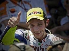 MotoGP: Россі виграв етап в Іспанії