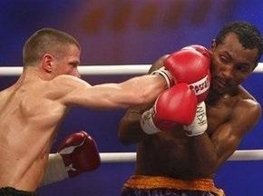 Бокс: Украинец не смог вернуть чемпионский титул