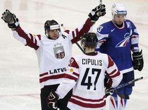 ЧМ-2009: Латвийцы разгромили французов
