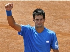 Рим: Джоковіч переграв Федерера на шляху до фіналу