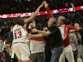 NBA: Супертриллер в Чикаго