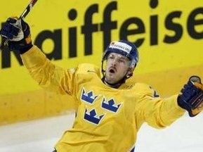 ЧМ-2009: Швеция вырвали победу у США, финны одолели чехов