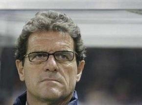 Фабио Капелло пессимистично оценивает шансы Барселоны
