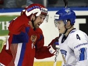 Форвард сборной России по хоккею может пропустить ЧМ из-за болезни