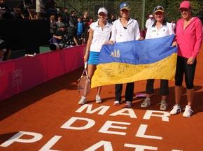 Рейтинг FedCup: Україна - сьома