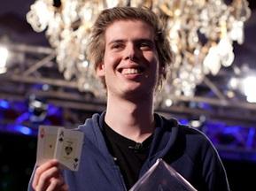 Покер: Голландский студент сенсационно выиграл полтора миллиона евро