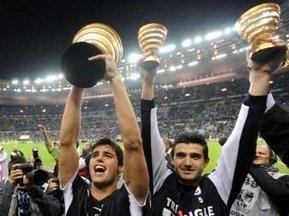 Кубок французской лиги: Бордо берет первый трофей сезона