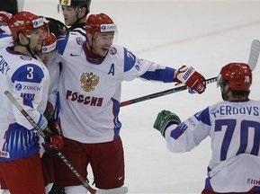 Чемпіонат світу з хокею: Росія й Канада здобувають упевнені перемоги