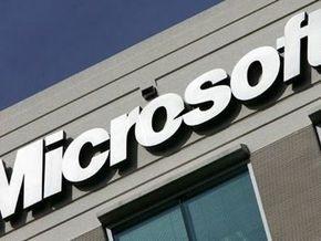 Прибыль Microsoft впервые за 23 года упала почти на треть