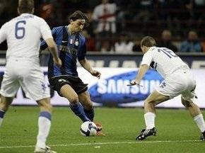 Кубок Италии: Интер побеждает, но в финале Сампдория