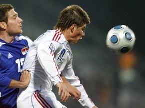 Аршавин признан лучшим игроком матча Ливерпуль - Арсенал