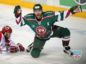 Морозов став капітаном збірної Росії з хокею