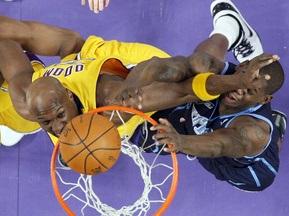 NBA: Кливленд и Лейкерс вновь побеждают