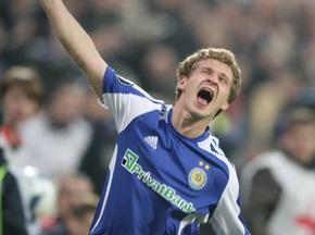 Алієв: Я - футболіст Динамо до 2011 року