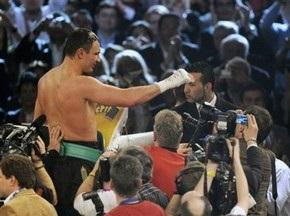Віталій Кличко вийде на ринг не раніше осені