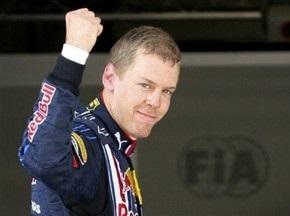 Гран-при Китая: Феттель принес победу Red Bull