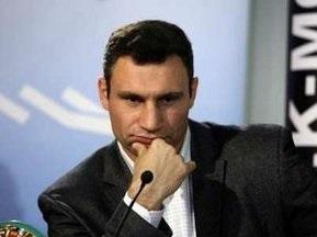 Валуев интересует Кличко только с поясом Чемпиона мира