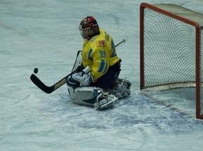 Хокей: Україна програла Італії