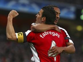 Фотогалерея: Арсенал - Вільярреал. Без шансів для іспанців