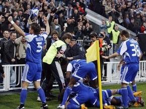 Динамо разгромило ПСЖ и вышло в полуфинал Кубка УЕФА