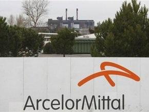 ArcelorMittal откладывает строительство двух метзаводов в Индии