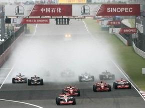 На Гран-прі Китаю очікується прохолодна погода без опадів