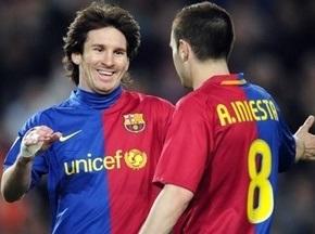Хави назвал лучшего футболиста мира
