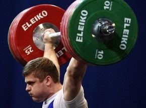 Українець узяв золото Чемпіонату Європи з важкої атлетики