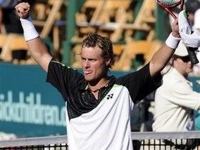 Ллейтон Хьюїтт виграв турнір у Хьюстоні