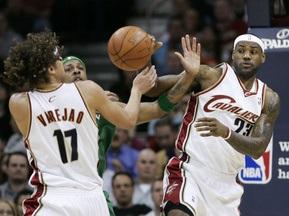 NBA: Бостон і Клівленд провели репетицію