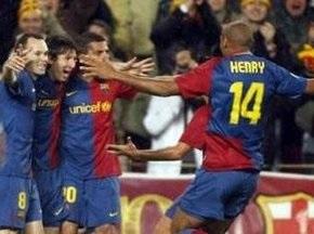 Примера: Барса, Реал и Валенсия побеждают