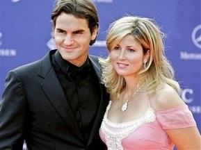 Федерер одружився на вагітній нареченій