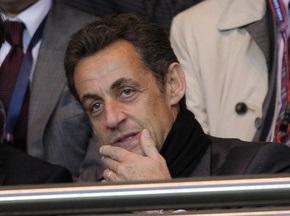 Фотогалерея: ПСЖ - Динамо. На очах у Саркозі