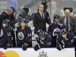 NHL: Нафтовики склали зброю
