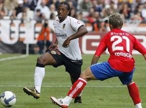 Игрок Валенсии отыграл 75 минут со сломанной ногой