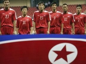 Південну Корею звинувачують в отруєнні футболістів Північної Кореї