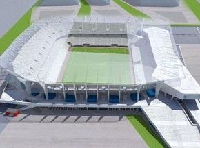 Евро-2012: Возле стадиона во Львове построят офисный центр и выставочный комплекс