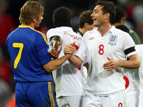 Английские СМИ раскритиковали игру Англии против Украины