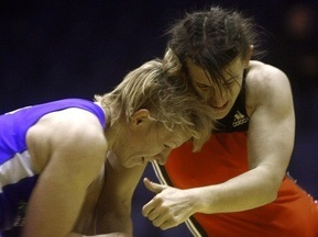 Українка завоювала золото на ЧЄ з боротьби