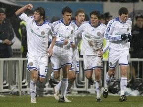 Динамо ворвалось в десятку лучших клубов мира