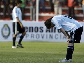 ЧС-2010: Бразилія перемагає, команда Марадони розгромлена