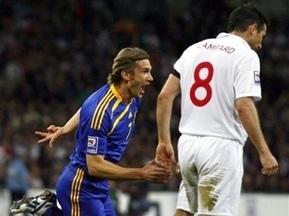 Шевченко забил 40-й гол в составе сборной Украины