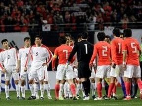 ЧС-2010: Південна Корея перемогла Північну