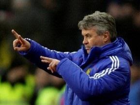 Хиддинк: Я не советовал Челси покупать ван дер Варта