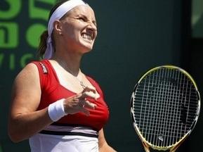 Майами: Кузнецова выходит в полуфинал