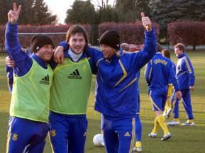 Тренер: У сборной Украины есть козыри в игре с Англией
