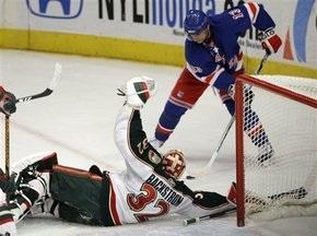 NHL: Жердев справился с Дикарями